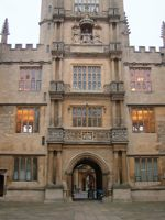 Blue Badge Tour Guides image of Oxford